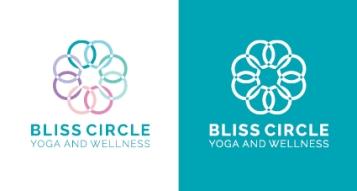Bliss Circle Yoga Logo