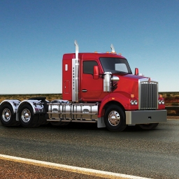 Kenworth T610 Mid Roof Sleeper campaign