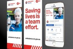 Ambulance Victoria GoodSAM Campaign Launch