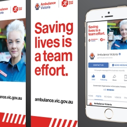 Ambulance Victoria GoodSAM Campaign Launch