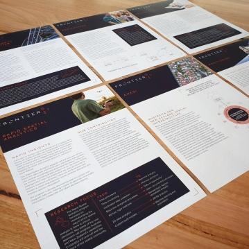 FrontierSI Brochures